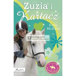 LITERATURA JEŹDZIECKA - STAJNIA POD PODKOWĄ - Kelly McKain