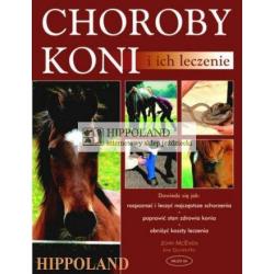 LITERATURA JEŹDZIECKA - CHOROBY KONI I ICH LECZENIE - John McEwen