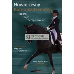 LITERATURA JEŹDZIECKA - NOWOCZESNY KOŃ UJEŻDŻENIOWY - Dirk Willem Rosie