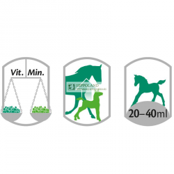 EQUISTRO MEGA BASE JUNIOR - płynna odżywka witaminowo-mineralna - opakowanie 1000ml