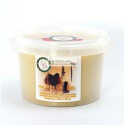 PIĘKNO KOPYTA - PREPARAT DO PIELĘGNACJI WYROBÓW SKÓRZANYCH (łój, oliwa, wosk) - opakowanie 500ml