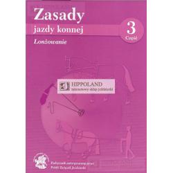 LITERATURA JEŹDZIECKA - ZASADY JAZDY KONNEJ cz. 3 - Praca zbiorowa