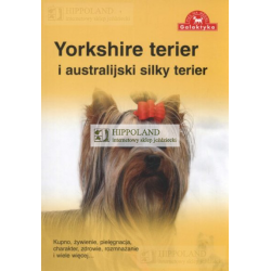 LITERATURA ZOOLOGICZNA - YORKSHIRE TERIER