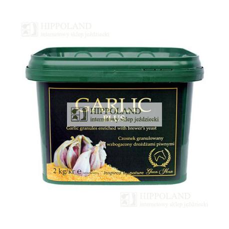 GREEN HORSE GARLIC PLUS - opakowanie 2 kg