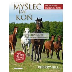 LITERATURA JEŹDZIECKA - MYŚLEĆ JAK KOŃ - Cherry Hill