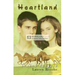 HEARTLAND 4. TRUDNE DECYZJE - Lauren Brooke
