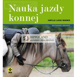 LITERATURA JEŹDZIECKA - NAUKA JAZDY KONNEJ - Sibylle Luise Binder