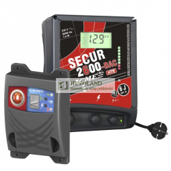 ELEKTRYZATOR LACME SECUR 2600-DAC HTE z ALARM CONTROL - Nr kat. 201-010-025