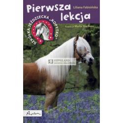 "LITERATURA JEŹDZIECKA - SZKÓŁKA JEŹDZIECKA ""KOPYTKO"" - Liliana Fabisińska"
