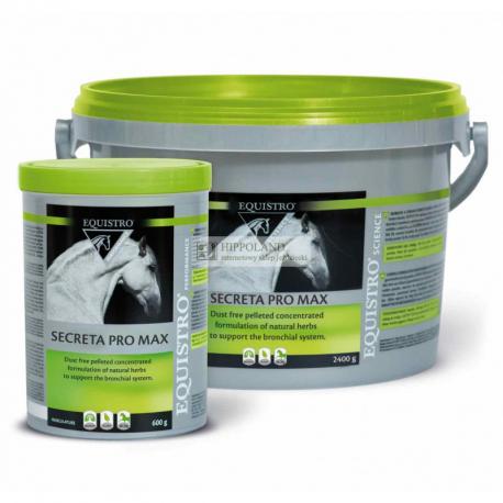 EQUISTRO SECRETA PRO - preparat ziołowy dla koni - opakowanie 2.40kg