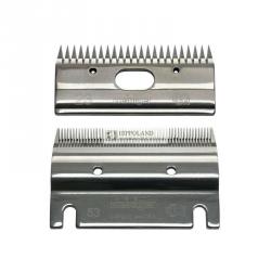 KOMPLET OSTRZY HEINIGER 53/23 - Wysokość strzyżenia 0.1 mm