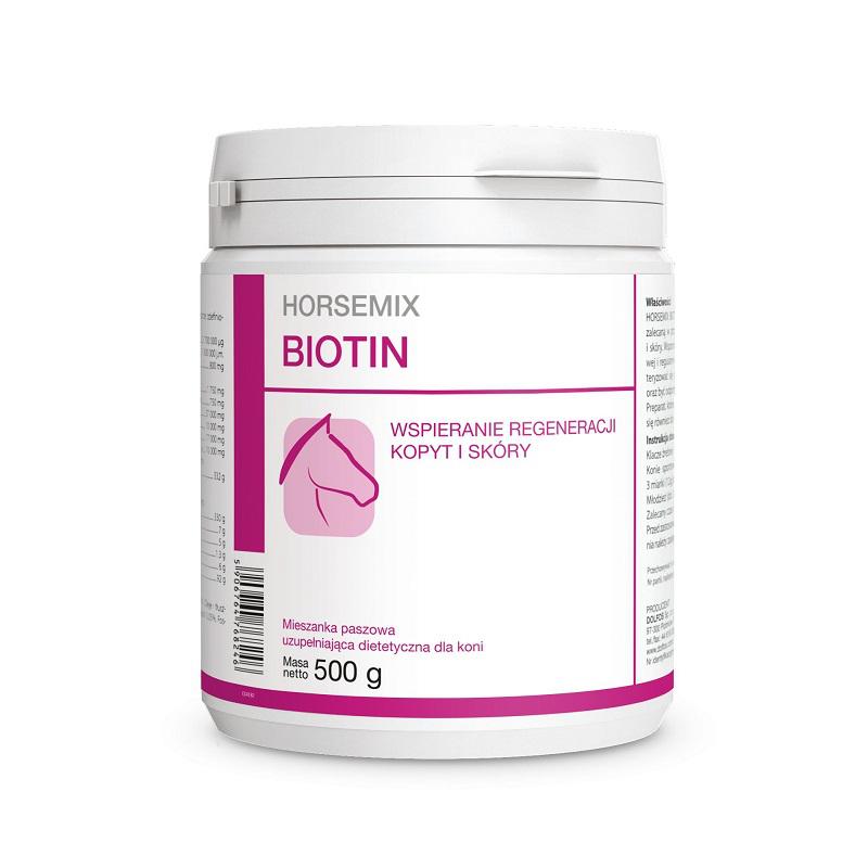 Groovy DOLFOS HORSEMIX BIOTIN • Biotyna dla koni • Opakowanie 500g' ZY42