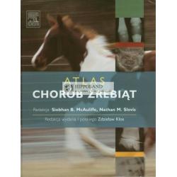 LITERATURA JEZDZIECKA - ATLAS CHOROB ZREBIAT - Siobhan B. McAuliffe, Nathan M. Slovis