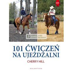 LITERATURA JEZDZIECKA - 101 CWICZEN NA UJEZDZALNI