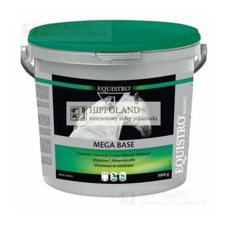 EQUISTRO MEGA BASE - odżywka mineralno-witaminowa - opakowanie 3kg