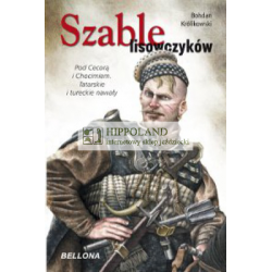 LITERATURA JEZDZIECKA - SZABLE LISOWCZYKOW - Bohdan Krolikowski