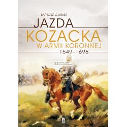LITERATURA JEŹDZIECKA - JAZDA KOZACKA - Bartosz Głubisz