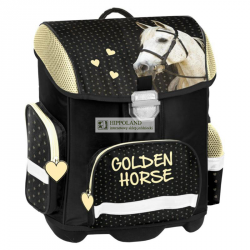 GOLDEN HORSE TORNISTER