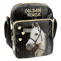 GOLDEN HORSE TORBA NA RAMIE