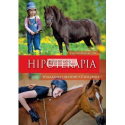 LITERATURA JEŹDZIECKA - HIPOTERAPIA - Jagoda Bojarczuk