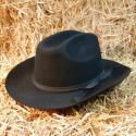 KAPELUSZ KOWBOJSKI FILCOWY - MODEL COWBOY HAT 15/12