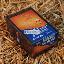 KERCKHAERT LIBERTY CU ESL 4 PODKOWIAKI MIEDZIOWANE - DLUGOSC 47,5mm (opakowanie 250 szt.)