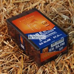 KERCKHAERT LIBERTY CU ESL 6 PODKOWIAKI MIEDZIOWANE - DLUGOSC 54mm (opakowanie 250 szt.)