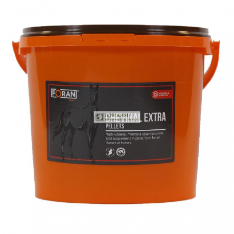 FORAN CHEVINAL EXTRA - WITAMINY DLA KONI - opakowanie 4 kg