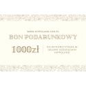 BON PODARUNKOWY HIPPOLAND O WARTOŚCI 1000 zł