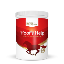 HORSELINE HOOF'S HELPS - opakowanie 1000 g