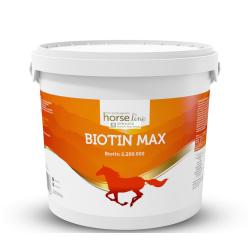 HORSELINEPRO BIOTIN MAX - opakowanie 3000 g