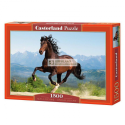CASTORLAND C-150755 GALOPING ANDALUSIAN • PUZZLE 1500 ELEMENTÓW