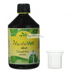 CDVET HUSTAVET AKUT - opakowanie 250 ml