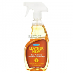 FARNAM LEATHER NEW GLYCERINE SADDLE SOAP - 500 nl