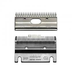 OSTRZE HEINIGER 31F/23 (komplet) - wys. strzyżenia 1-2 mm