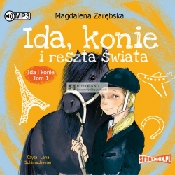 AUDIOBOOK IDA I KONIE - Magdalena Zarębska