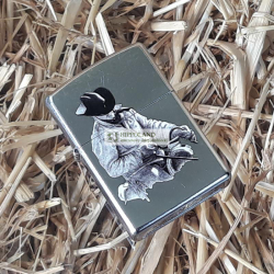 ZIPPO - ZAPALNICZKA - MOTYW COWBOY 1