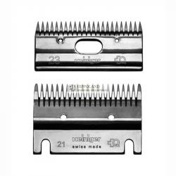 KOMPLET OSTRZY HEINIGER 21/23 - Wysokośćstrzyżenia 2-4 mm